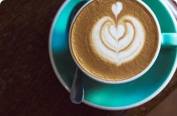 Oat cappuccino