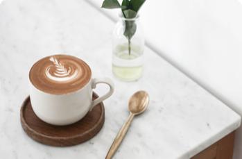 Tiramisu oat latte