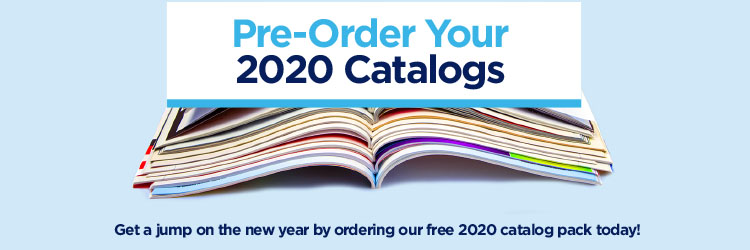 Pre-Order Your Free 2020 Catalog Pack Today