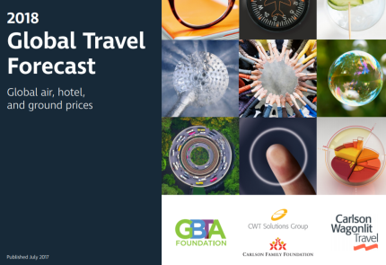 Global Travel Forecast Report Cover