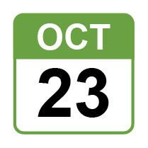 October 23, 2019