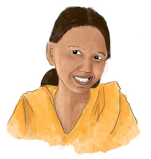 Sonamoti watercolor