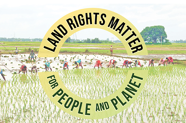 Land rights matter for people and planet