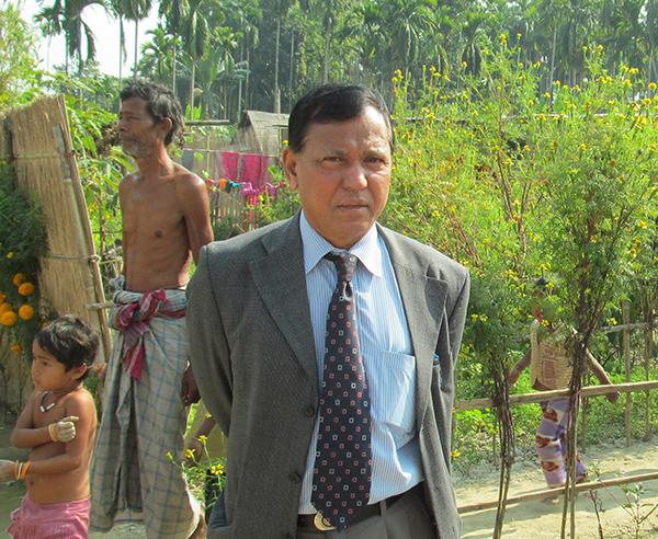 Dr. Tajamul Haque