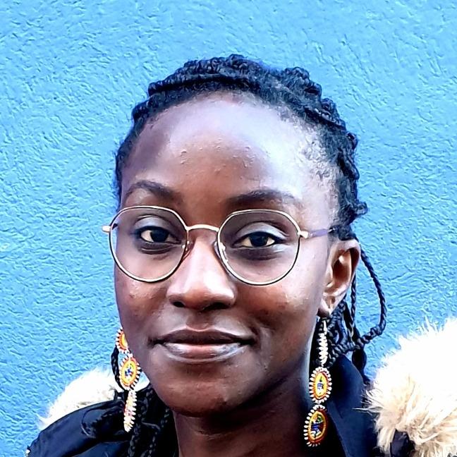 Joy Imbuye headshot