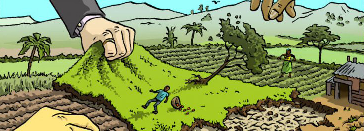 Illustration from 'Land Fumbles: The Hangover Effects of the Great Land Grab'