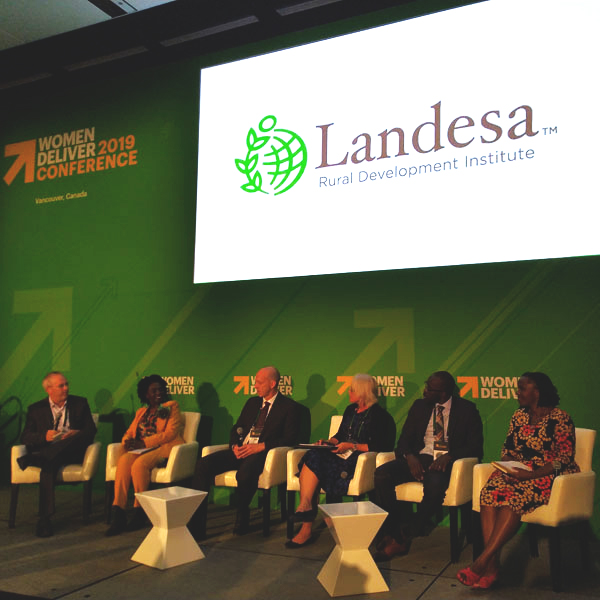 Landesa side event in Times of India