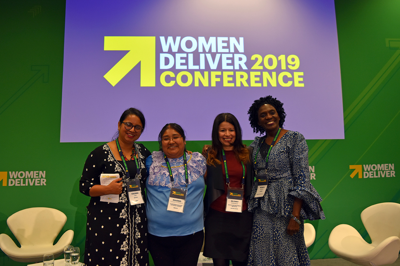 Four women experts weigh in. Photo by RRI