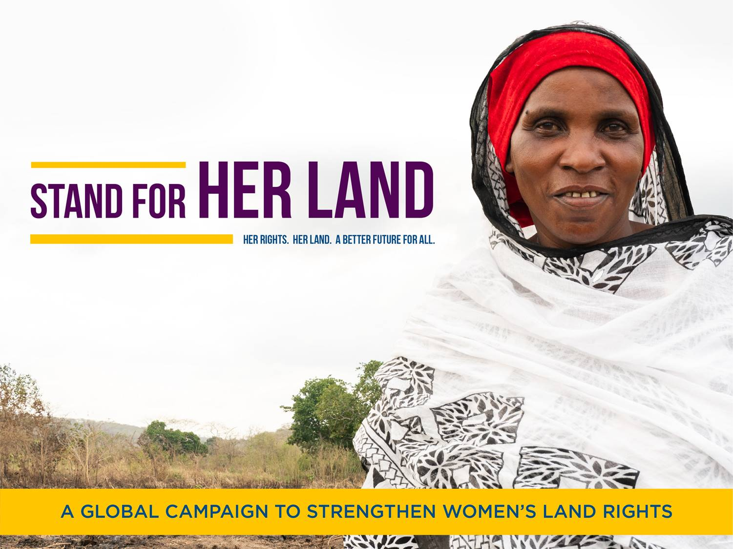 Tanzania S4HL Coalition mobilizes - A global campaign to strengthen women's land rights