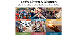 Discernment and Writing groups draw on Church's talent