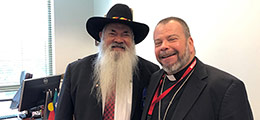Bishop takes drought, Indigenous concerns to Canberra