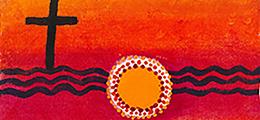 Aboriginal Catholic artwork
