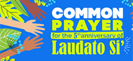 Laudata Si Prayer Card