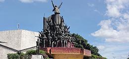 EDSA People Power monument