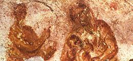 Mary & Jesus Catacombs Rome