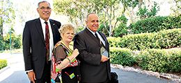 Members of the Brisbane Catholic Commission for Justice and Peace