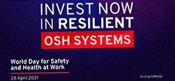 invest in resilient OSH systems