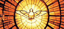 Holy Spirit Dove at St Peters Basilica