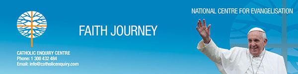 Faith Journey banner