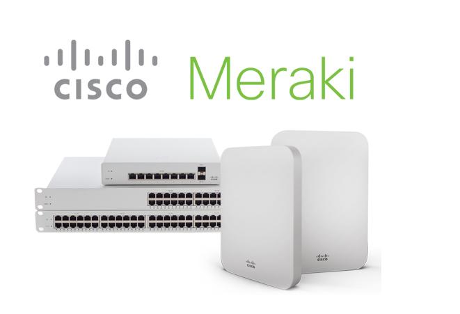 Skyline ATS Cisco Meraki Products