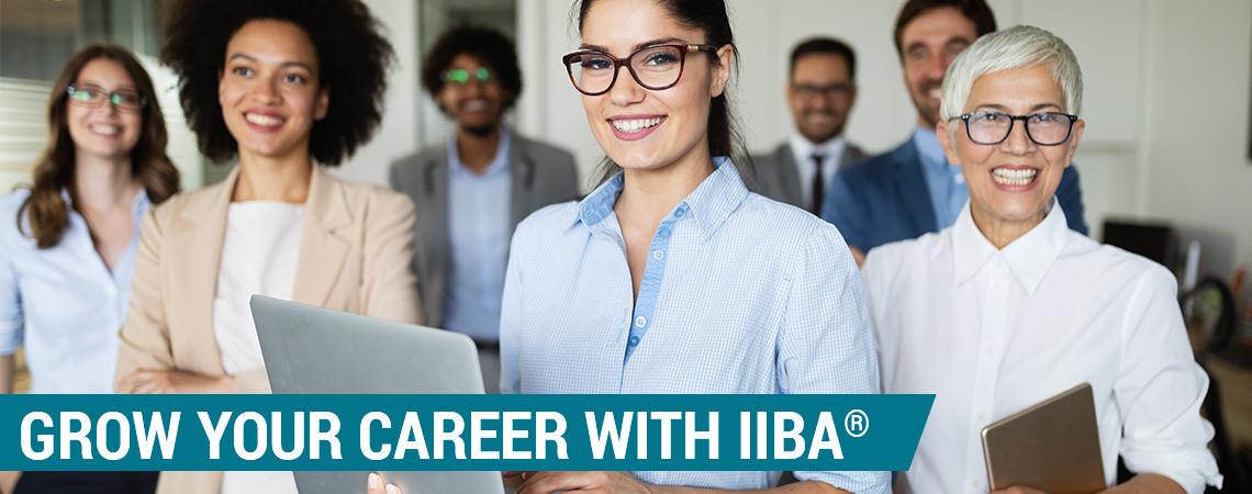 Grow Your Career with IIBA