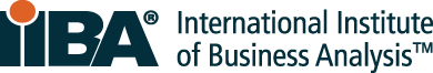IIBA Logo - International Institute of Business Analysis