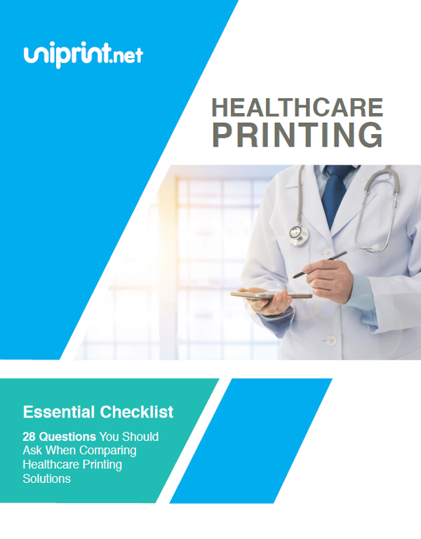 28 Questions You Should Ask When Inquiring About Healthcare Printing Solutions