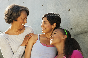 Genetic testing supports healthy moms, babies and families