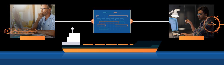 maritime shipping digitization