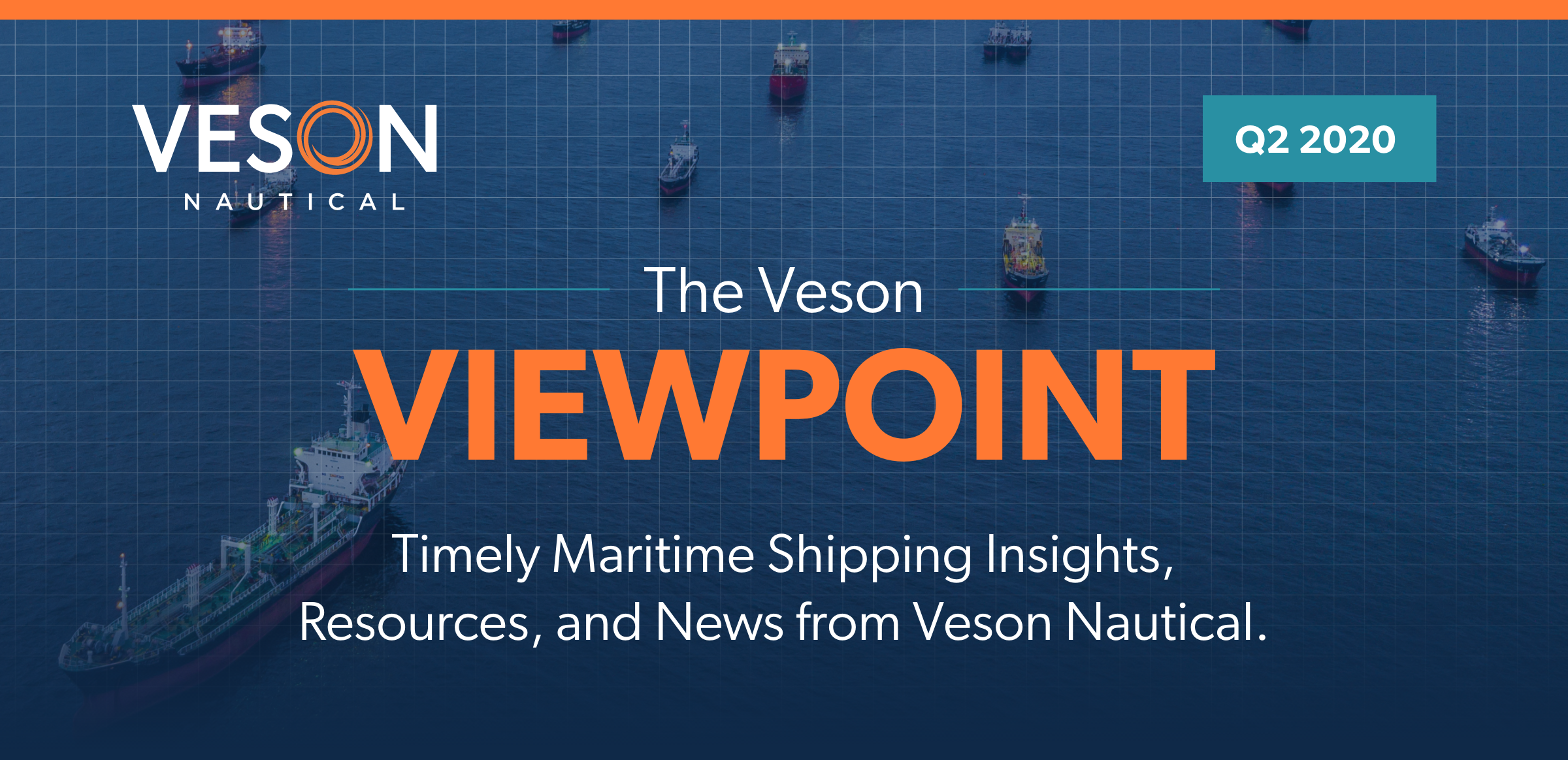 The Veson Viewpoint - Timely Maritime Shipping Insights, Resources, and News from Veson Nautical.