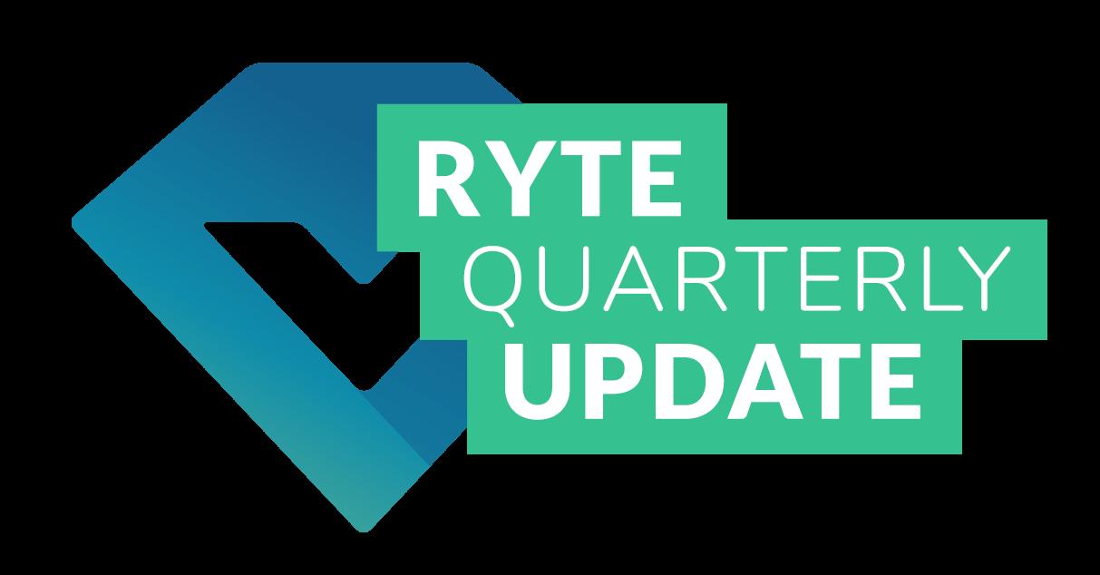 Ryte Quarterly Briefing logo