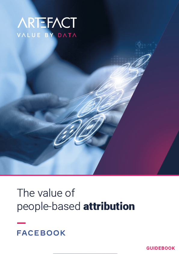 Cover of the Value of people based attribution guide
