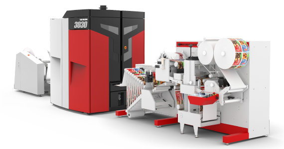 Xeikon Label Discovery Package