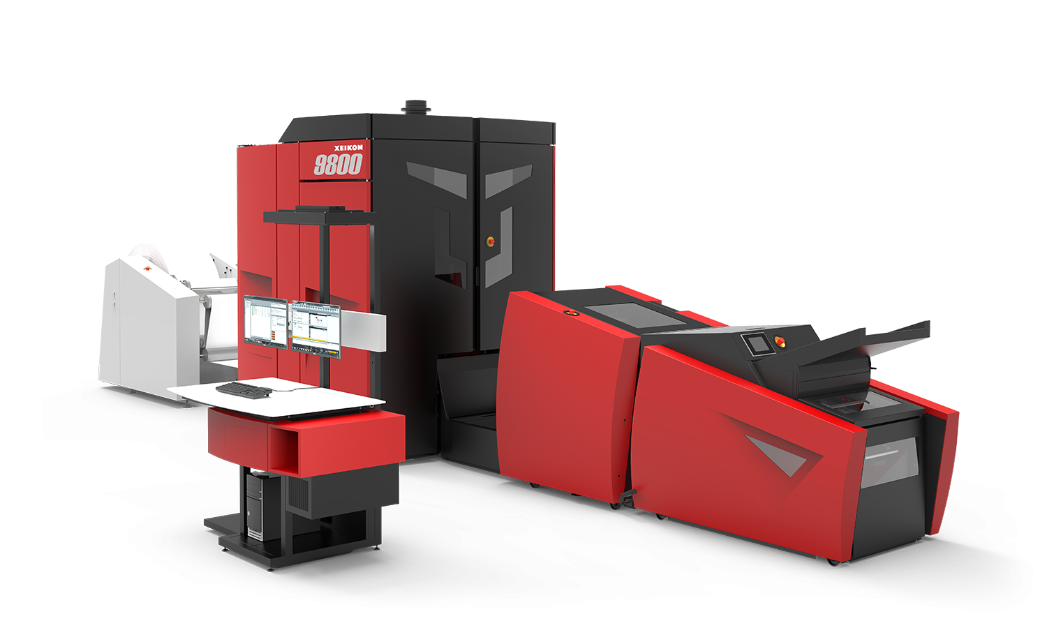 Xeikon Book Production Suite