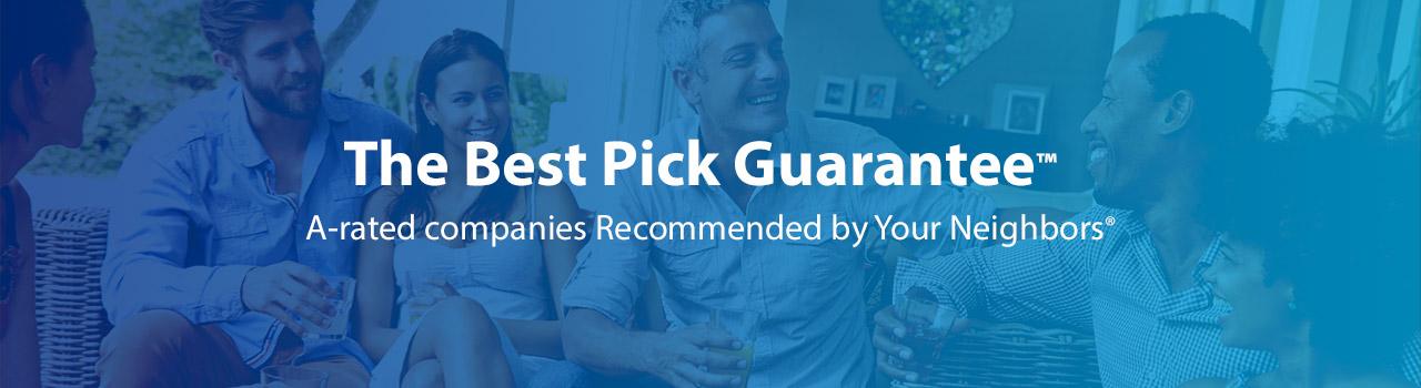 2016 Best Pick Guarantee