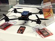 Drohne mit ShieldBuddy