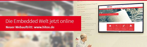 Embedded Wekt online: www.hitex.de