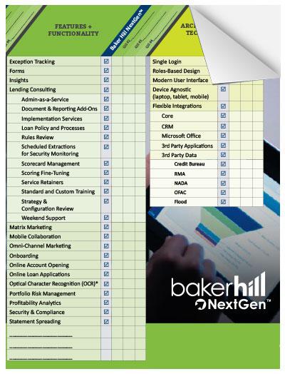 LOS checklist cover