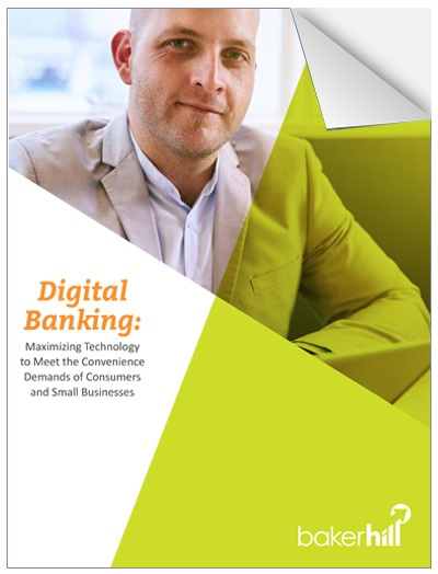 Digital Banking guide cover