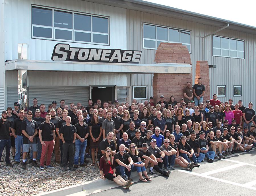 Sede central de StoneAge