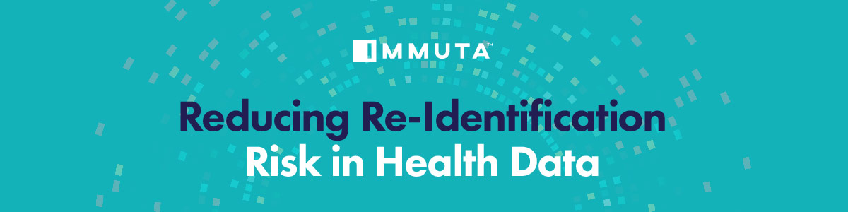 Reducing Re-Identification Risk in Health Data: A Guide to Three Privacy Enhancing Technologies