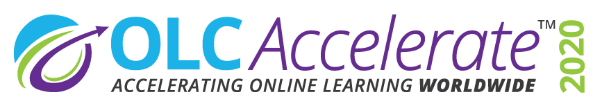 OLC Accelerate 2020 - Accelerating Online Education Worldwide