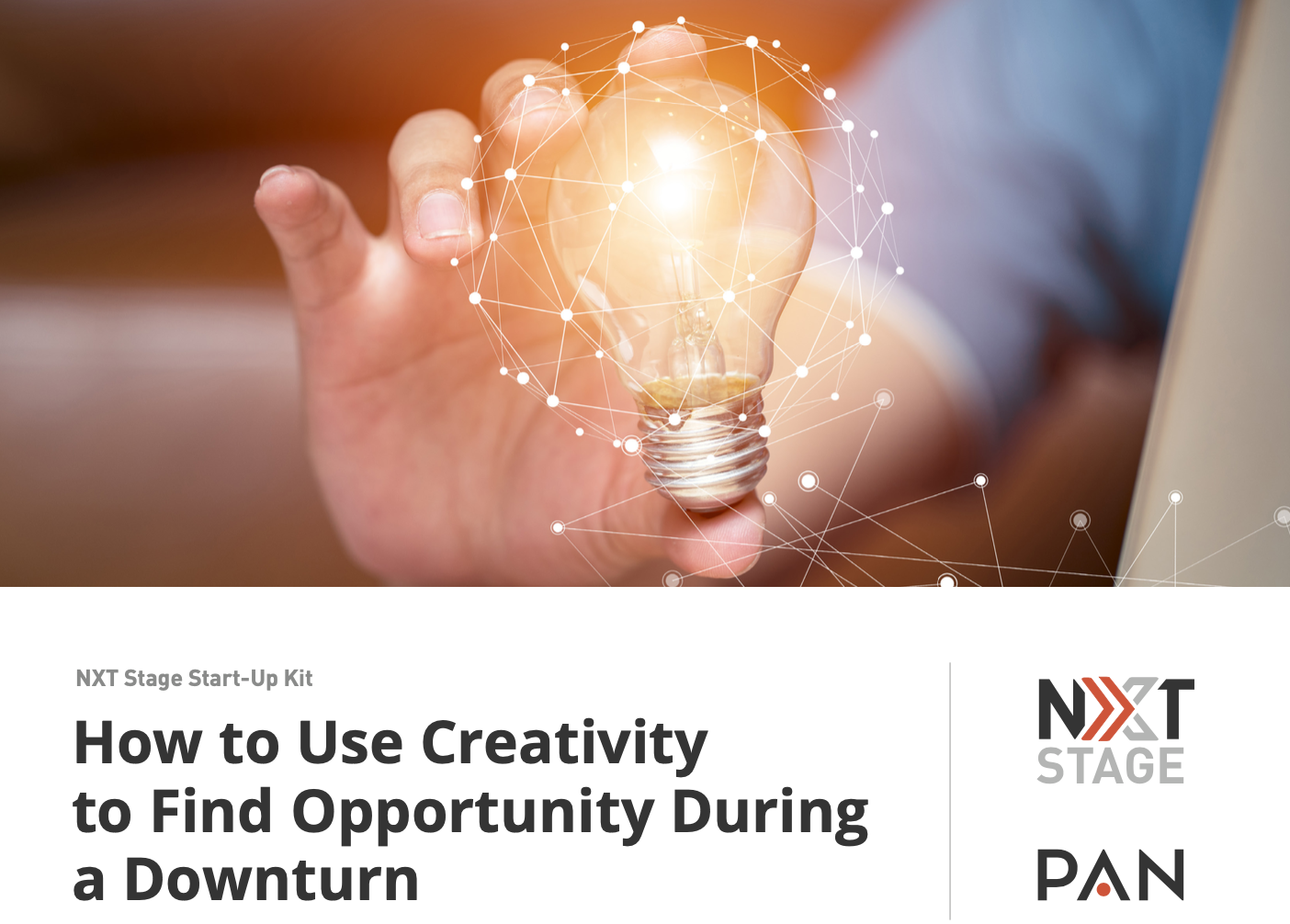 How to Use Creativity to Find Opportunity During a Downturn