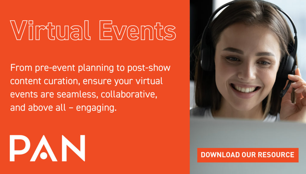 Planning for a Virtual Event