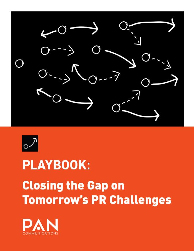 Playbook: Closing the Gap on Tomorrow's PR Challenges