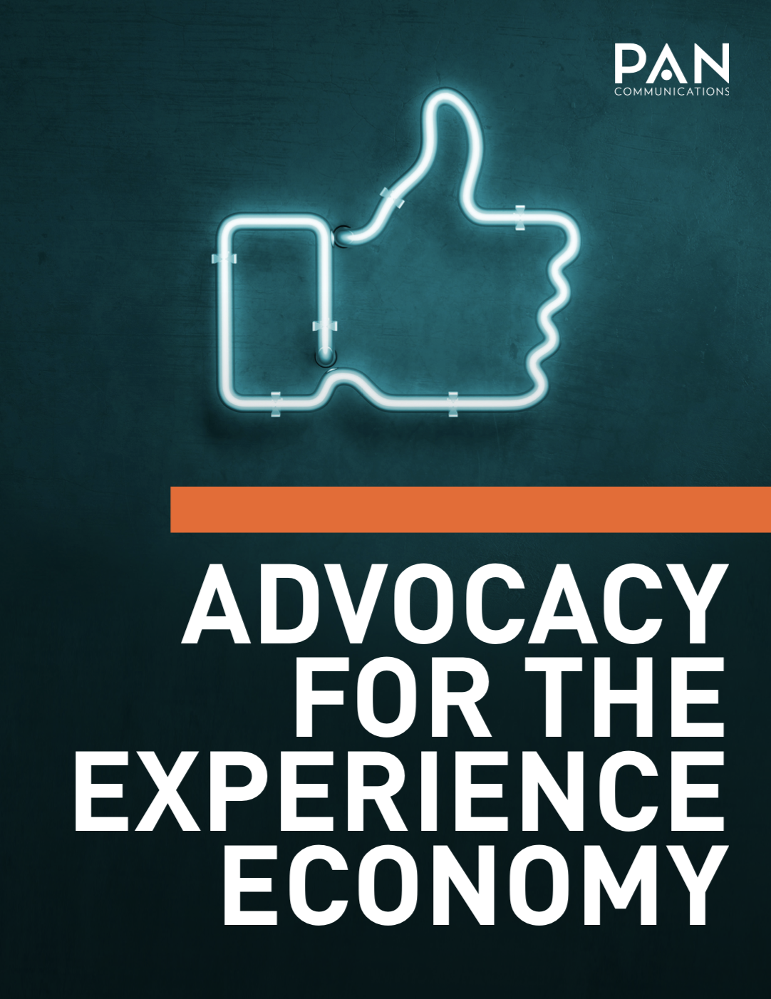 Advocacy for the Experience Economy