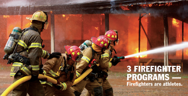 3 Firefighter Programs