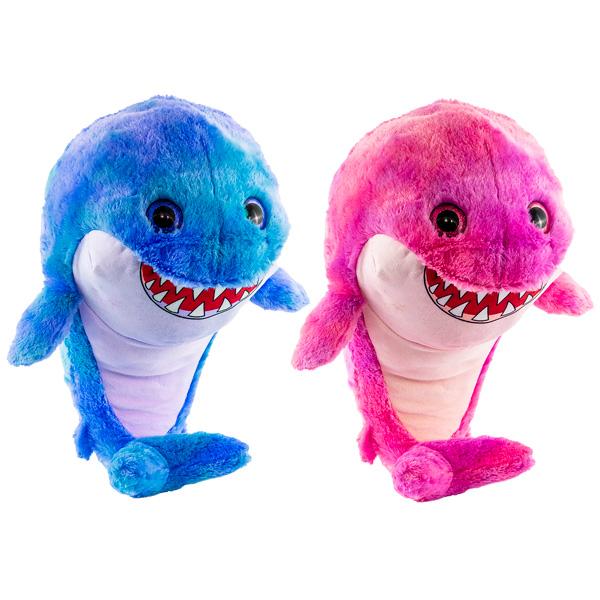 Jawbreaker Shark Plush 18in Asmt