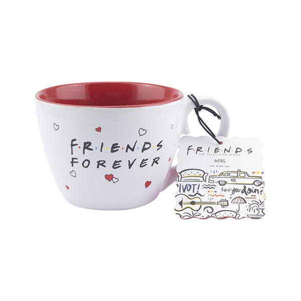 Friends Forever 12oz Mug