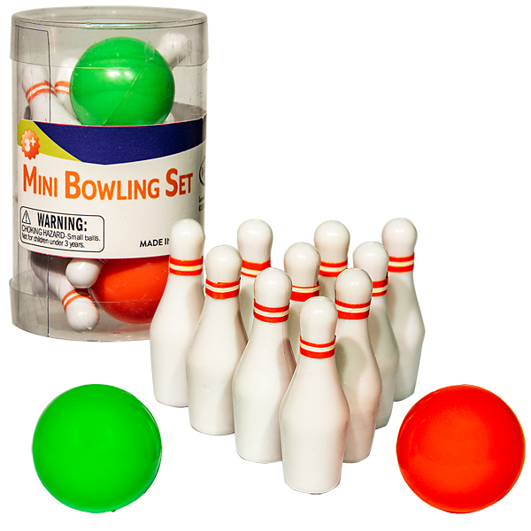 Lucky Striker Bowling Game